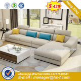 Modern Europe Design Steel Metal Leather Waiting Office Sofa (HX-8NR2247)