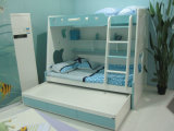 Factory Directly Supply Children Triple Bunk Bed for Sale (Item No# 7042A)