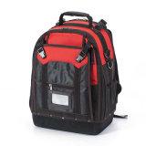 Men Multi-Pocket Electrician Kit Tool Organizer Gear Backpack Bag