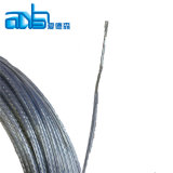 15kv High Voltage Transparent FEP PFA Coated Stainless Steel Wire