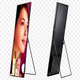 Full Color P2.5 I-Poster LED Display Screen Video Panels High Resolution Nationstar SMD