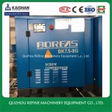 BK7.5-8G 10HP 42CFM/8BAR Electric Stationary Cheap Screw Air Compressor