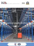 Factory Good Price Certificated Heavy Duty Radio Shuttle Racking