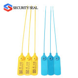 K002 Model Pull Tight Plastic Seal Strip Security Seals Factory of Laser Printed Plastic Seals