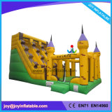 Commercial Giant Inflatable Jumping Boucny Slide (JOY3-001)