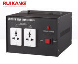 Electronic Step up and Step Down Transformer for Household