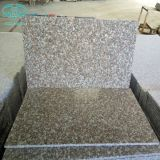 G664/Granite/Tiles/Polished/Pink Stone/Rain Brown