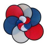 Wholesale Fabric Custom Logo Pet Flying Disc Dog Toys