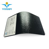 Ral9005 Black Satin Texture Electrostatic Powder Paint for Machine