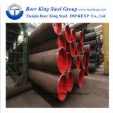 ASME SA106 Gr. C Sch40 Sch80 Seamless Steel Pipe