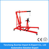 Price Portable 2ton Car Engine Cranes Foldable