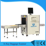 dual Energy Multiple Size X-ray Luggage Scanner for Airport Hotel