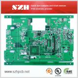 4layer HASL Lead Free 1.6mm 0.2mm Printed Circuit PCB Board