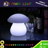 Modern Color-Changing Outdoor Display LED Mushroom Lamp
