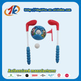 Promotional Plastic Sport Toy Mini Golf Set Toys