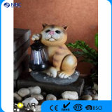 ABS and Resin Material Solar Resin Animal LED Light