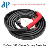 Trafimet S45 Portable Plasma Cutting Torch 5m with Central Connector