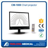Cm-1800 Optical Testing Charts, Auto Digital LCD Chart Projector