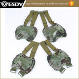 07 Style Camo Outdoor Sports Shock Resistant Tactical Knee Pads