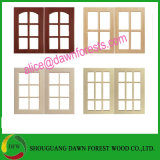 Europe PVC Glass Cupboards for Furniture Kitchen Usage