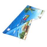 Wholesale Printed Microfiber Sport Towels Custom Microfibre Sublimated Beach Towel
