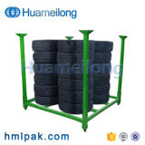 Warehouse Stacking Cheap Steel Powder Coating Zinc Tire Storage Rack