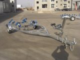 Hot Sale Chinese Inflatable Boat Trailer with Ce Certification