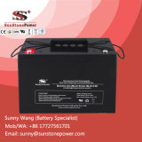12V 90ah Sealed Lead Acid Rechargeable Deep Cycle Solar Gel Battery