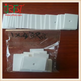 Ceramic Supplier 96% Alumina Ceramic Plate with 1mm*30mm*43mm