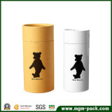 Recyclable Custom Design Cylinder Art Paper Box