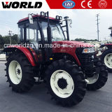 1004 HP New Chinese Farm Tractor with Cabin