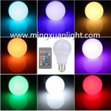 High Power 10W E27 Remote Control 16 Color RGB LED Bulb Lamp