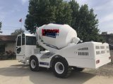 1.5 Cubic Meter Auto Feeding Mixer Truck Dispenser