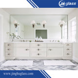 Double Coated Green Painting Copper Free Mirror for Furniture