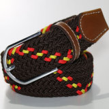 W07 Factory Price for Free Size Fashion Men and Woman's Webbing Elastics Belt