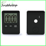 LCD Screen Countdown Digital kitchen Timer with Loud Alarm and Magnet Stand on Back