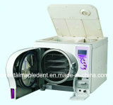 CE Approved Class B Dental Steam Autoclave with LCD Display