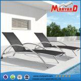 2017 New Home & Garden Sling Furniture Poolside Sun Lounger