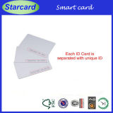 Good Price Thermal Printible White Contactless ID Card