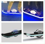 One Wheel Electric Skateboard with LED Lights