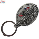Customized High Quality Creative Metal Keyring for Sale