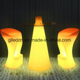 Outdoor Patio Furniture Banquet Bufat LED Tables for Sale