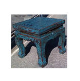 Antique Europe Style Old Stool Lws080