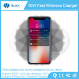 Suitable Size Fast Wireless Charger Pad for iPhone 8/8 Plus/X