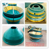 Cone Crusher Wear Parts Crusher Liner Plate Concave&Mantle Foundry