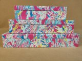 Colorful Wooden Chocolate Box /Dates Box /Gift Box