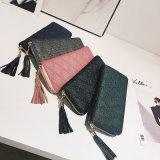 Custom Ladies PU Leather Travel Wallet Purse