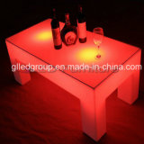 No Folded and Home Furniture General Use LED Furniture Table