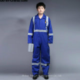 100% Cotton Proban Flame Retardant Safety Garment with Reflective Tape