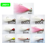 Colorful Fly for Fly Fishing Jig Head Fishing Lure